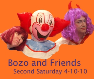 bozo and friends second saturday staten island