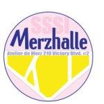 Merzhalle Badge