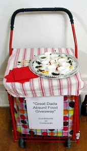 Great Dada Absurd Food Giveaway