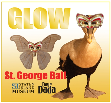 Glow at the St George Ball - Day de Dada