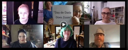 Day de Dada Does Zoom - Part 1