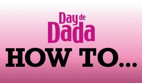 Day de Dada How to Logo
